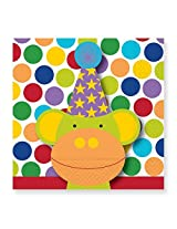 Design Design Party Pals Animal Luncheon Paper Napkins