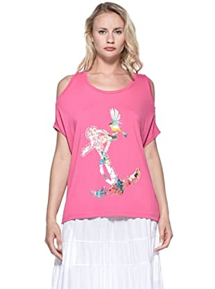 Blugirl Camiseta Strawberry