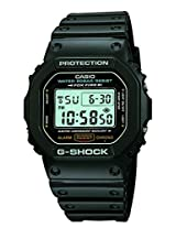 Casio G-Shock Digital Grey Dial Men's Watch - DW-5600E-1VDF (G001)