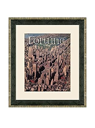 Vintage July 1939 Fortune Magazine Cover, Brown, 21