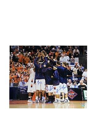 Steiner Sports Memorabilia 2007-2008 Syracuse & Jim Boeheim Signed Photo