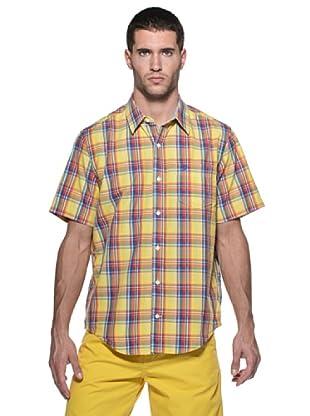 Timberland Camisa Pelham (Amarillo)