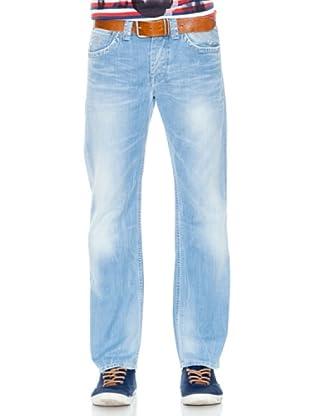 Pepe Jeans London Vaquero Kingston (Azul Claro)