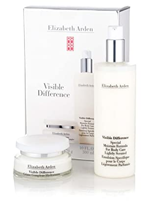 Elizabeth Arden Set 2 Tratamiento Visible Difference