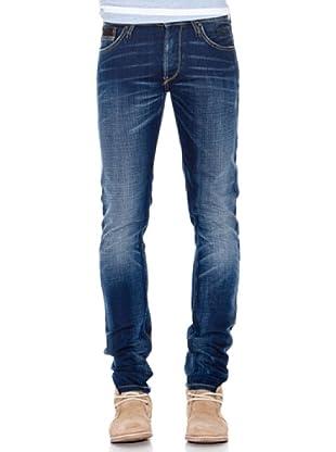 Pepe Jeans London Vaquero Vapourb68 (Azul)