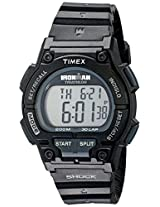 "Timex Men's T5K196 ""Ironman Classic"" Watch with Black Band"