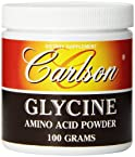 Carlson Labs Glycine Powder, 100g