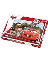 Trefl, Disney Cars 2 - 24 Pieces Maxi Jigsaw - Puzzle