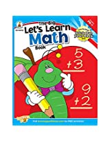 The Big Lets Learn Math Book Learning Materials Math Activity Books