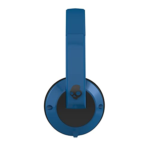 SKULLCANDY UPROCK BLUE BLACK 2の写真02。おしゃれなヘッドホンをおすすめ-HEADMAN(ヘッドマン)-