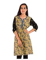 Diva Womens Cotton Self Print Straight Kurta (Divakurti_15_44_)