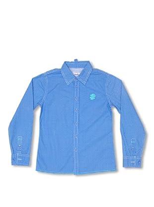 CKS Kids BOYS Camisa Chrysoprase (Azul)