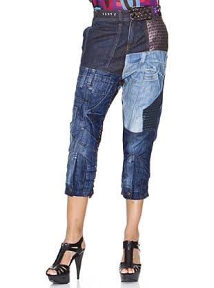 Desigual Jeans Turko Patc (Jeans)