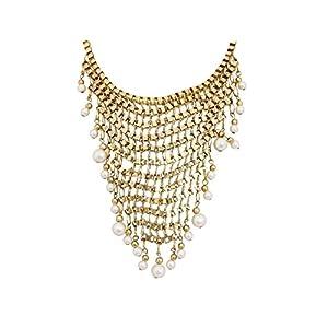 Eterno Silver The Famous Titanic Blue Sapphire Heart Pendant Necklace For Women