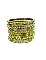 Bangles N More Lac Bangle Set For Women (Multi-Color)