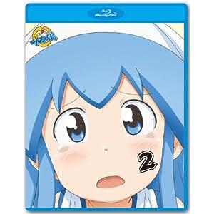 侵略!? イカ娘�A 【初回限定特典(黒ミニイカ娘&ブラックタイガー号)】 [Blu-ray] (Amazon)