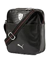 Puma Synthetic Black Messenger Bag (7349201)