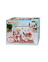 "Epoch Sylvanian Families Sylvanian Family Doll "" Woods Toys shop Mi-70"""