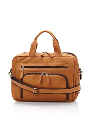Latico Sonoma Laptop Brief (Natural)
