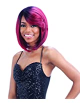 Freetress Equal Synthetic Lace Front Deep Diagonal Part Wig Sweet Blossom Of99 J/530/Rd