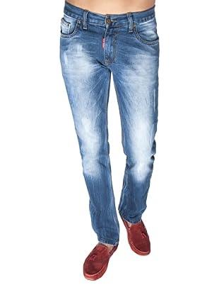 Giorgio Di Mare Pantalón Wolf (Azul)