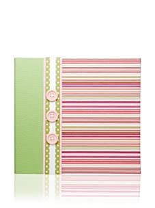 Molly West Princess- Scrapbook, Pink/Green