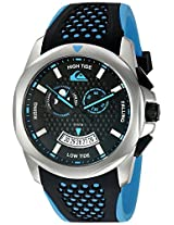Quiksilver Analog Black Dial Men's Watch - QS-1003-BLSV