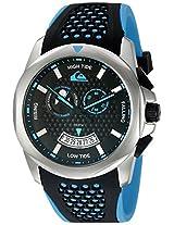 Quiksilver Analog Black Dial Men's Watch - QS-1003-BLSV
