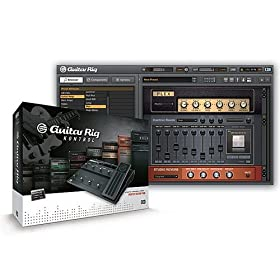 Native Instruments Guitar Rig KONTROL