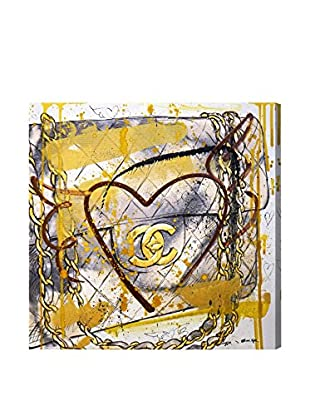 Oliver Gal Pride & Joy Remix Canvas Art
