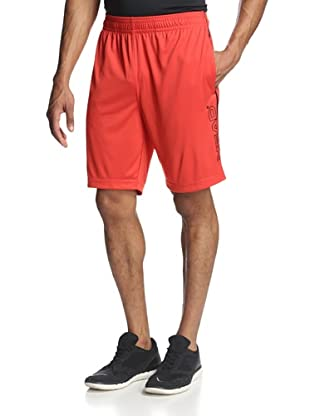HEAD Men's Return To Order Short (Flame Scarlet)