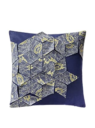 Blissliving Home Vail Pillow (Navy)