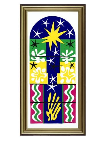 Matisse - Nuit de Noel, 1952, 23.5
