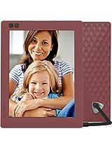 Nixplay Seed W08D 8-inch WiFi Digital Photo Frame (Mulberry)