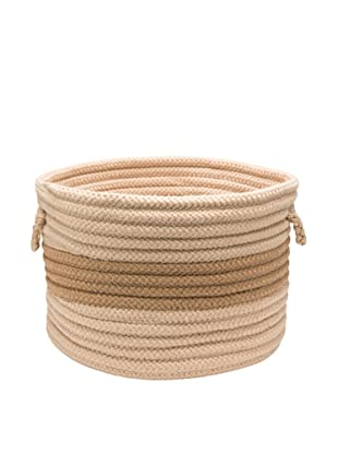 Colonial Mills Parker Basket (Light Beige)