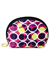 Contents by Allegro Round Top Kit Cosmetic Bag - Spot Light