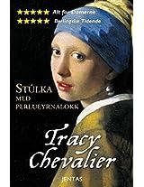 Stúlka með perlueyrnalokk (Icelandic Edition)