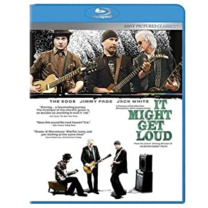 It Might Get Loud [Blu-ray] [Import]