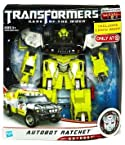 Transformers 3 Dark of The Moon Exclusive Voyager Action Figure Ratchet [Toy]