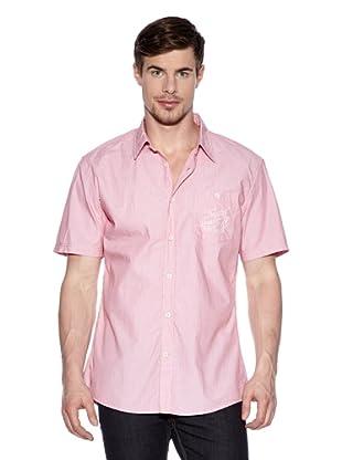 Tom Tailor Camisa Ostia Lido (Rojo)