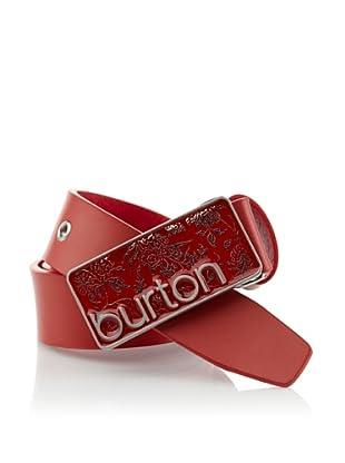 Burton Cinturón Emboss (rosa)