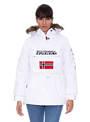 Geographical Norway Parka Building (Blanco)
