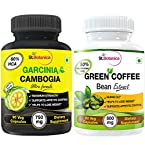 Garcinia Cambogia Ultra (80% HCA) + Green Coffee Bean Extract