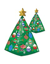 29in Christmas Tree With Star Balloon 1 Piece