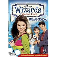 Wizards of Waverly Place: Wizard School [DVD] [Import]
