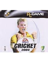 Cricket 2004 (Windows XP) (PC)