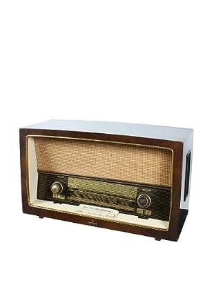 Siemens International Radio, Brown/Gold/Cream