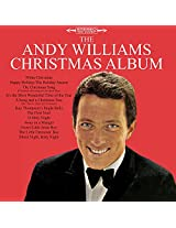 The Andy Williams Christmas Album (180 Gram Audiophile Translucent Red Vinyl/Limited Edition/Gatefold Cover)