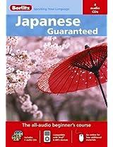 Berlitz Language: Japanese Guaranteed (Berlitz Guaranteed)