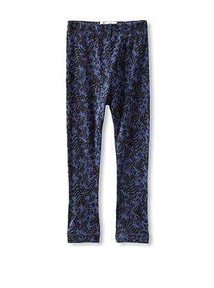 A for Apple Kids Ren Leggings (Blue)
